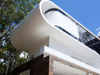 Moderne huizen van LimaRamos & Arquitetos Associados Modern