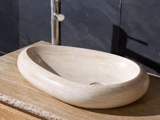 Stonearth - Stone Basins 根據 Stonearth Interiors Ltd 田園風
