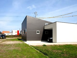 M-House: SO-DESIGN建築設計室が手掛けた家です。