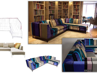 Residential Project 5: modern  by Ben Whistler Bespoke Furniture, London, Modern