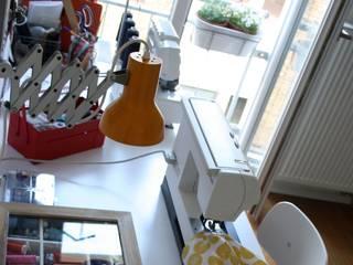 Arbeitszimmer RINGELOTTE, Köln: moderne Arbeitszimmer von ringelotte