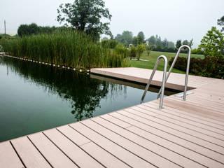Naturbad:  Gastronomie von TimberTech®
