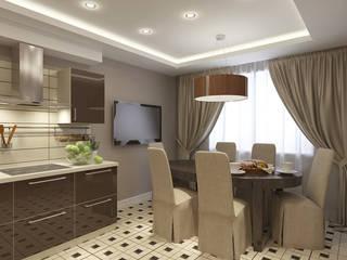 by Design interior OLGA MUDRYAKOVA Classic