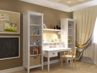 클래식스타일 아이방 by Design interior OLGA MUDRYAKOVA 클래식
