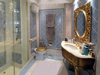Baños de estilo clásico de Дизайн-студия «ARTof3L» Clásico