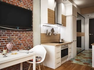 Kitchen by  Pure Design, Scandinavian