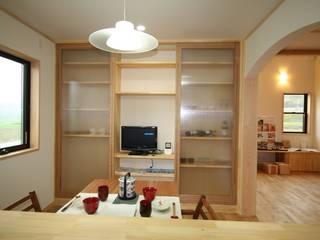オーダーキッチン: 一級建築士事務所 さくら建築設計事務所が手掛けたスカンジナビアです。,北欧