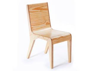 Pose Chair:  de estilo  por Polígono