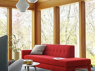 Design Within Reach Mexico SalonesSofás y sillones Algodón Rojo