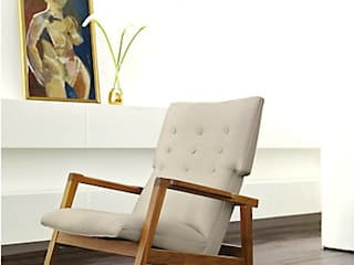 Design Within Reach Mexico SalonesSofás y sillones Textil Beige