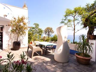 Interior Artistico Carmé Balcones y terrazas de estilo ecléctico