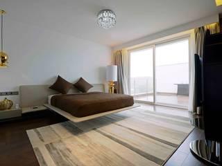 Aijaz Hakim Architect [AHA] Modern style bedroom