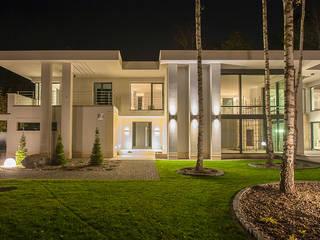 Casas modernas de LK & Projekt Sp. z o.o. Moderno