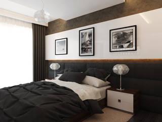 Cg Artist ibrahim ethem kısacık – yatak odası: modern tarz Yatak Odası