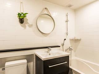 Ванные комнаты в . Автор – 아르떼 인테리어 디자인,