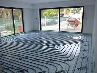 Dynamic444 (departamento de climatização) Moderne Wohnzimmer