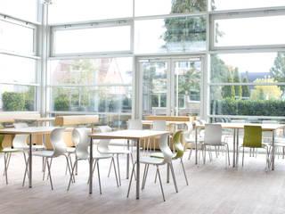 Thomas-Morus-Gymnasium, Oelde Moderne Schulen von Flötotto Systemmöbel GmbH Modern