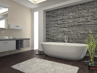 Gruppo San Marco BathroomBathtubs & showers Metal White