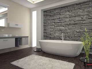Gruppo San Marco BanheiroBanheiras e duchas Metal Branco