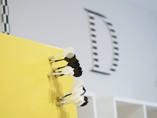 pokój Idy: styl , w kategorii Pokój dziecięcy zaprojektowany przez GocaDesign,