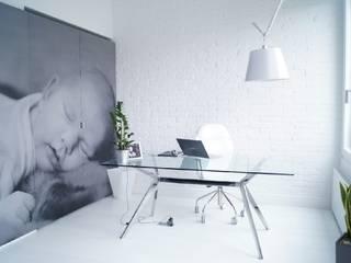 Bureau moderne par GocaDesign Moderne