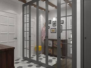 ЛЮ квартира: Коридор и прихожая в . Автор – Design ,