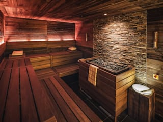 Referenz Nr. 3 corso sauna manufaktur gmbh Hotels Stone Brown