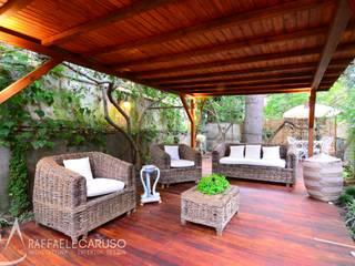 Jardin moderne par architetto raffaele caruso Moderne