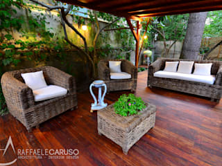 Garden by architetto raffaele caruso, Modern