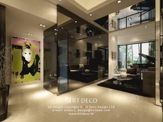 Art Deco Design Ltd. -  Casa Marina:   by Art Deco Design Ltd.