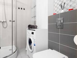 Pracownia Architektury Wnętrz Decoroom ห้องน้ำ