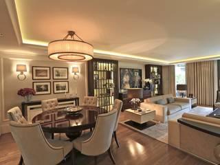Kerim Çarmıklı İç Mimarlık Livings de estilo moderno