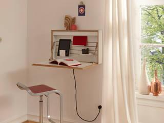 studio michael hilgers ห้องครัวโต๊ะและเก้าอี้
