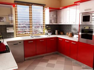 RA Design – Mutfak Projeleri:  tarz