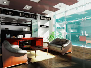 RA Design – Ofis:  tarz
