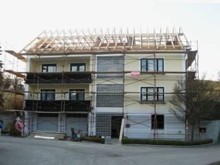 Sanierung mit Dachausbau:   von perfectliving