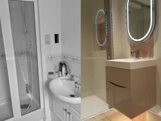 Three Bathroom Renovations For Family Home Design Republic Limited 現代浴室設計點子、靈感&圖片