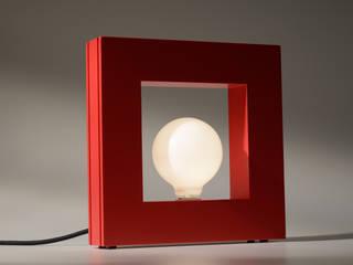Luminária Frame:   por Amora Design