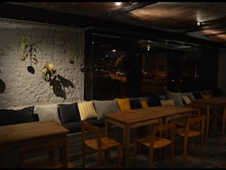 Bars & clubs by PSV Arquitectura y Diseño, Rustic