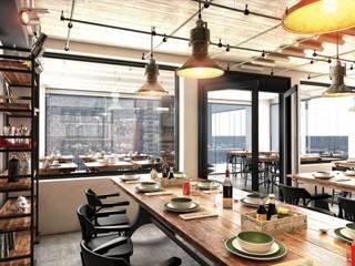 Nina E. Cafe - İsveç VERO CONCEPT MİMARLIK Modern