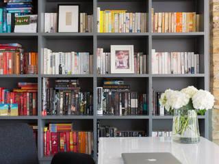 Broadgates Road Nowoczesne domowe biuro i gabinet od Granit Architects Nowoczesny