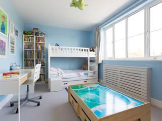 Projekty,  Sypialnia zaprojektowane przez Granit Architects