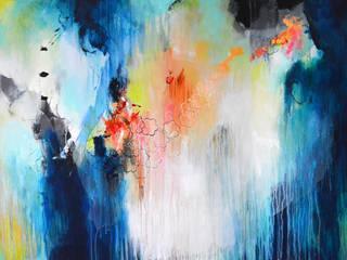 ARTbyKirsten ArtworkPictures & paintings Katun Blue
