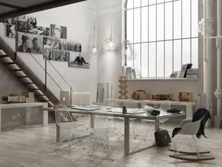 van Eloisa Conti Visual Industrieel