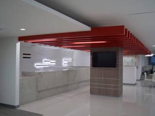 MTRA ARQUITECTOS - 3M MANUFACTURA DE VENEZUELA C.A.:  de estilo  por MTRA ARQUITECTOS C.A.