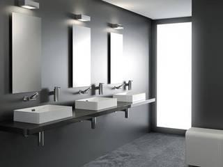 Baño moderno Baños de estilo moderno de TC interior Moderno