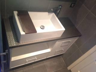 Meuble de salle de bain par PRODIJJ Moderne