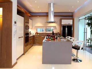 arketipo-taller de arquitectura 現代廚房設計點子、靈感&圖片