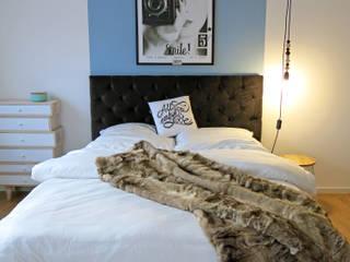 Apartment S02 Holzer & Friedrich GbR Moderne Schlafzimmer