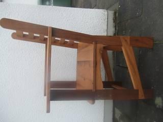 Möbel Einrichtung, Massivholz Möbel, Landhausstil, Recycled Holz, Eiche, Rustikal Möbel, Garten Möbel:   von Chippie